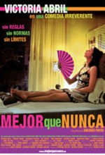 Mejor Que Nunca (2008) afişi