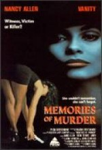 Memories of Murder (I) (1990) afişi