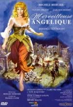 Merveilleuse Angélique (1965) afişi