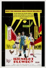 Midnight Plowboy (1971) afişi