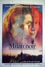 Milan Noir (1987) afişi