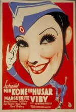 Min Kone Er Husar (1935) afişi