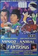 Mingo Y Aníbal Contra Los Fantasmas (1985) afişi