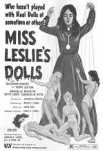 Miss Leslie's Dolls (1972) afişi