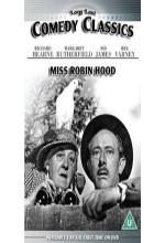 Miss Robin Hood (1953) afişi