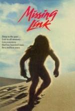 Missing Link (ı) (1988) afişi