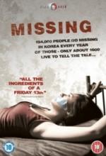 Missing (ı) (2009) afişi