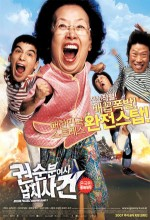 Mission Possible : Kidnapping Granny K (2007) afişi
