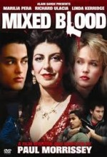 Mixed Blood (ı) (1984) afişi