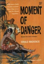 Moment Of Danger (1960) afişi