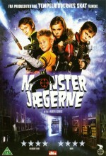 Monster Busters (2009) afişi