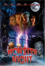 Monster Night (2006) afişi