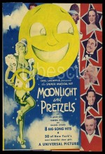 Moonlight And Pretzels (1933) afişi