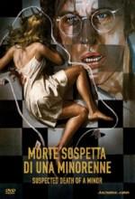Morte Sospetta Di Una Minorenne (1975) afişi