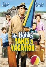 Mr. Hobbs Takes A Vacation (1962) afişi