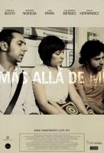 Más Allá De Mí (2008) afişi