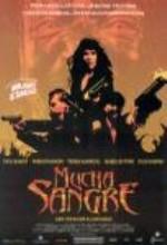 Mucha Sangre (2002) afişi