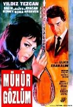 Mühür Gözlüm (1967) afişi