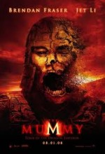 Mumya: Ejder İmparatoru'nun Mezarı (2008) afişi