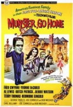 Munster, Go Home! (1966) afişi