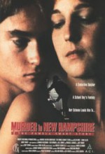 Murder in New Hampshire (1991) afişi