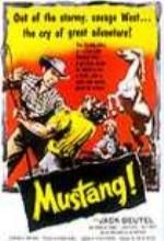 Mustang! (1959) afişi