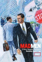 Mad Men Sezon 6 (2013) afişi