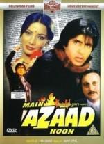 Main Azaad Hoon (1989) afişi