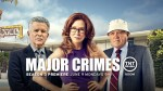 Major Crimes Season 3 (2014) afişi