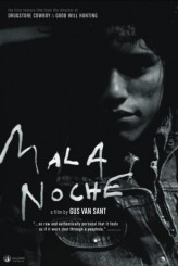 Mala Noche (1985) afişi