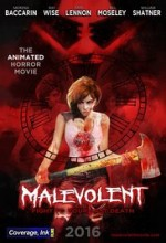 Malevolent (2016) afişi
