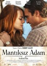 Mantıksız Adam (2015) afişi