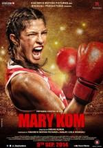 Mary Kom (2014) afişi