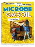 Microbe & Gasoline (2015) afişi