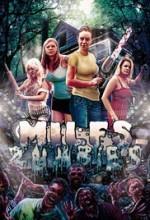 Milfs vs. Zombies (2015) afişi
