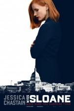 Miss Sloane (2016) afişi