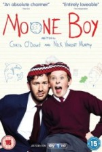 Moone Boy Sezon 1 (2012) afişi