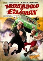 Mortadelo ve Filemon'un Büyük Macerası (2003) afişi