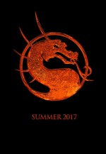 Mortal Kombat 3 (2017) afişi