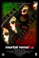 Mortal Remains (2012) afişi