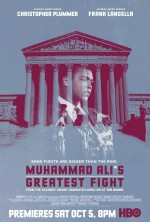Muhammad Ali's Greatest Fight (2013) afişi