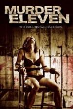 Murder Eleven (2013) afişi