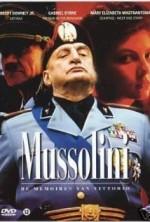 Mussolini: The Untold Story (1985) afişi