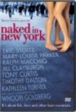 Naked in New York (1993) afişi