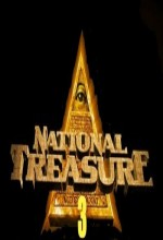 National Treasure 3 (2016) afişi