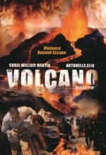 Nature Unleashed: Volcano (2004) afişi
