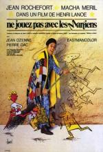 Ne Jouez Pas Avec Les Martiens (1967) afişi