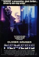 Nemesis (1992) afişi