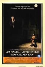 New York, New York (1977) afişi