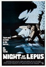 Night Of The Lepus (1972) afişi
